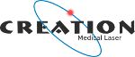 Creation Medical Laser – Laser per odontoiatria, saldatrici endorali ed elettromedicali Logo